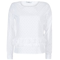 material Women Blouses Only TINE White