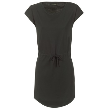 material Women Short Dresses Only MAY Black
