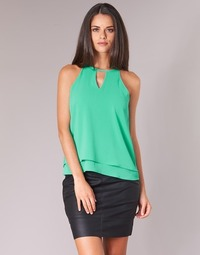 material Women Blouses Only MARIANA Green