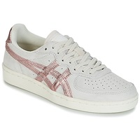 Shoes Women Low top trainers Onitsuka Tiger GSM Beige / Pink