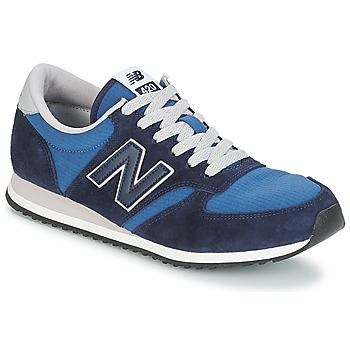 Shoes Low top trainers New Balance U420 Blue