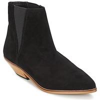 Shoes Women Mid boots Shellys London CHAN Black