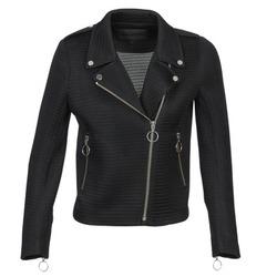 material Women Jackets / Blazers American Retro JASMINE JCKT Black