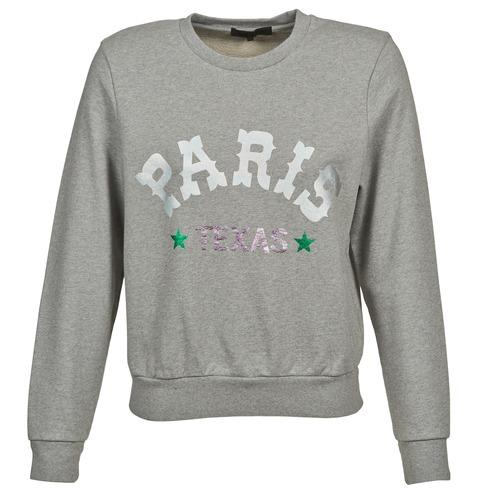 material Women sweaters American Retro MIRKO Grey