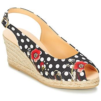 Shoes Women Sandals Desigual LALAINA Black