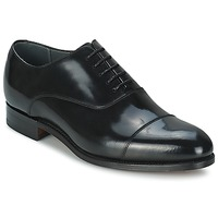 Shoes Men Brogue shoes Barker WINSFORD Black