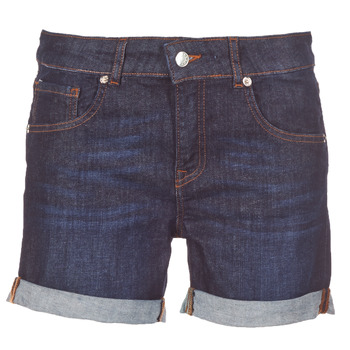 material Women Shorts / Bermudas Moony Mood INYUTE Blue / Dark