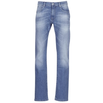 material Men bootcut jeans Casual Attitude IGERAL Blue / Clear