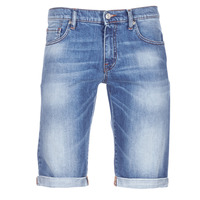 material Men Shorts / Bermudas Yurban IXOLAK Blue / Clear