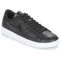 Shoes Women Low top trainers Nike BLAZER LOW ESSENTIAL W Black