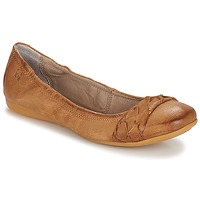Shoes Women Ballerinas Dream in Green CICALO TAN
