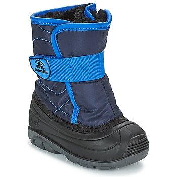 Shoes Children Snow boots KAMIK SNOWBUG 3 Marine