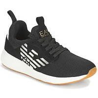 Shoes Low top trainers Emporio Armani EA7 FUSION RACER Black