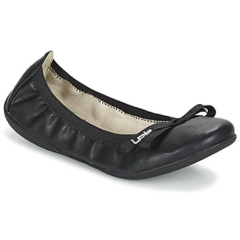 Shoes Women Ballerinas Les P'tites Bombes ELLA Black