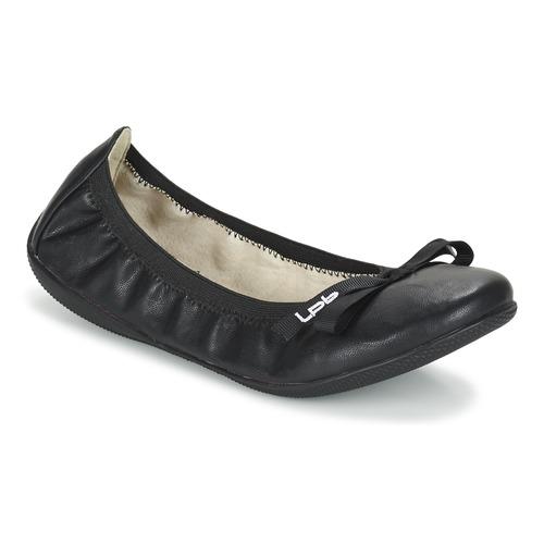 Shoes Women Ballerinas LPB Shoes ELLA Black