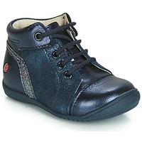 Shoes Girl High top trainers GBB ROSEMARIE Vtc / Marine / Kezia