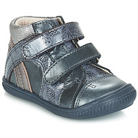 Shoes Girl High top trainers GBB ROXANE Blue