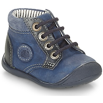 Shoes Boy High top trainers Catimini RAYMOND Blue