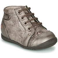 Shoes Girl High top trainers GBB NICOLE Taupe