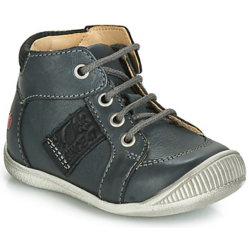 Shoes Boy High top trainers GBB RACINE Vte / Grey