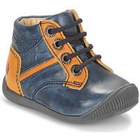Shoes Boy High top trainers GBB RATON Marine