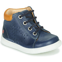 Shoes Boy High top trainers GBB NERISSON Vte / Marine / Messi