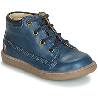 Shoes Boy High top trainers GBB NORMAN Blue