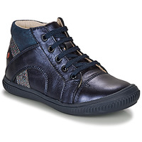 Shoes Girl High top trainers GBB ROSETTA Vtc / Marine