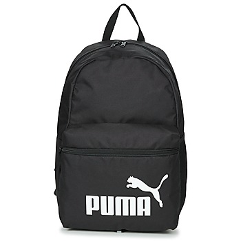Bags Rucksacks Puma PHASE BACKPACK Black