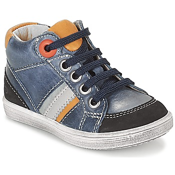 Shoes Boy High top trainers GBB ANGELITO Vte / Marine