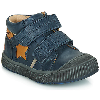 Shoes Boy Low top trainers GBB RADIS Vte / Navy ochre / Linux