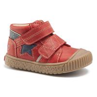 Shoes Boy High top trainers GBB RADIS Vte / Brick-navy / Linux