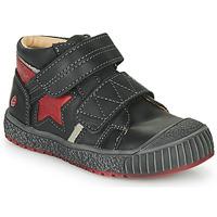 Shoes Boy High top trainers GBB RADIS Vte / Black-brick / Linux