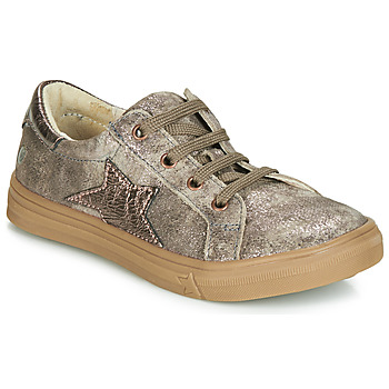 Shoes Girl Low top trainers GBB SABINE Crt / Taupe / Pink