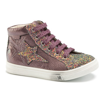 Shoes Girl Low top trainers GBB MARTA Vts / Pink