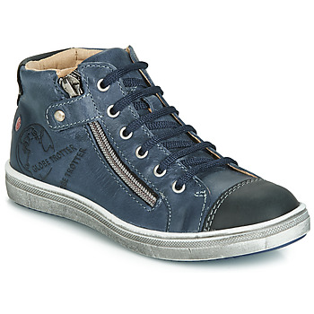Shoes Boy High top trainers GBB NICO Vte / Marine
