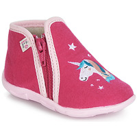 Shoes Girl Slippers GBB FEE STELLA Pink