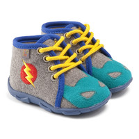 Shoes Boy Slippers GBB SUPER BOYS Gray-blue