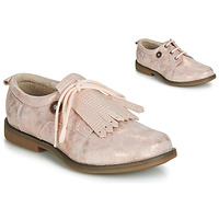 Shoes Girl Derby shoes Catimini ROMY Vte / Pink / Powder