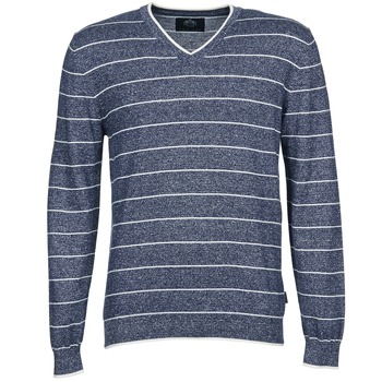 material Men jumpers Otto Kern GREEN Marine
