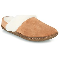 Shoes Women Slippers Sorel NAKISKA SLIDE II Camel