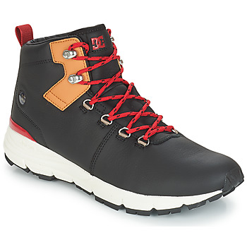 1e3081d40 Shoes Men Low top trainers DC Shoes MUIRLAND LX M BOOT XKCK Black / Red
