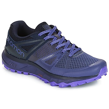 Shoes Women Running shoes Salomon TRAILSTER W Violet
