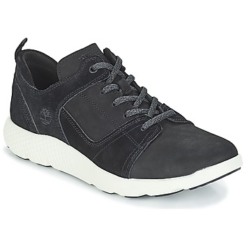 Shoes Men High top trainers Timberland FlyRoam Leather Oxford Black