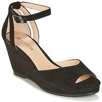 Shoes Women Sandals JB Martin QUASAR Black