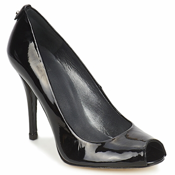 Court-shoes Stuart Weitzman LOGOFLAME  BLACK / Patent 350x350