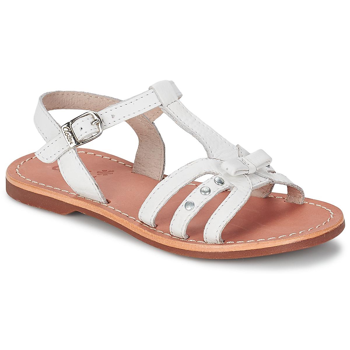 Sandals Aster VALENTINA White