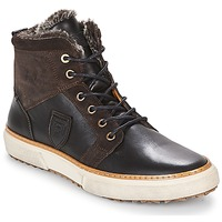 Shoes Men High top trainers Pantofola d'Oro BENEVENTO UOMO FUR MID Brown