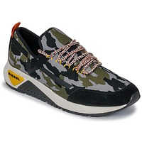 Shoes Men Low top trainers Diesel S-KBY Camouflage
