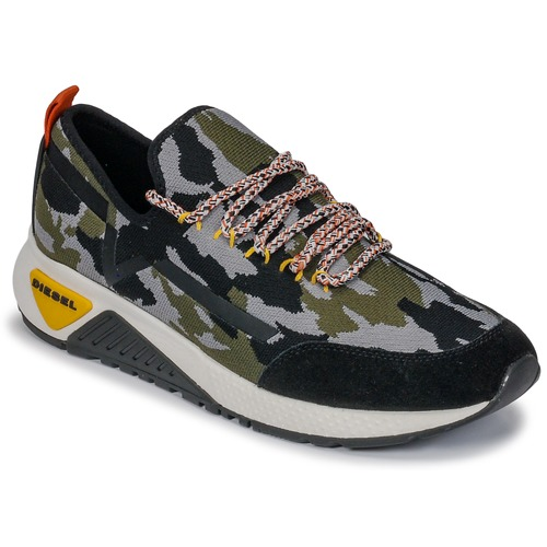 bad259059a1ed Diesel S-KBY Camouflage - Fast delivery | Spartoo Europe ! - Shoes ...
